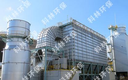 电厂、钢厂10米超长袋贝博官方网址项目