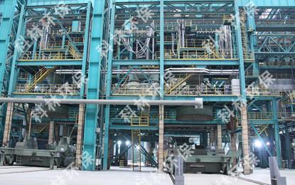 RH炉外精炼设备、钢包加盖节能设备