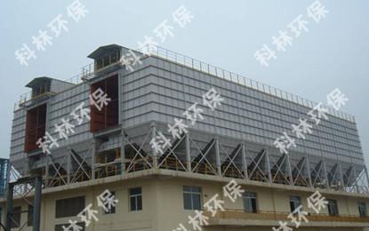 2500T水泥厂窑尾贝博官方网址